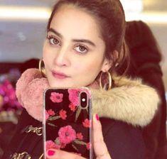 Aiman Khan, Selfie Poses, Selfies, Cute Wallpaper For Phone, Pakistani Actress, Tv Actors, Girls Dpz, Best Actress, Beautiful Eyes