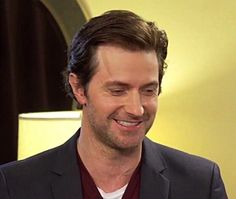 From Richard Armitage US...she called this his Daniel Radcliffe smile.