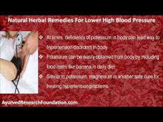 This video describes about natural herbal remedies to lower high blood pressure in old age. You can find more detail about Stresx capsule at http://www.ayurvedresearchfoundation.com