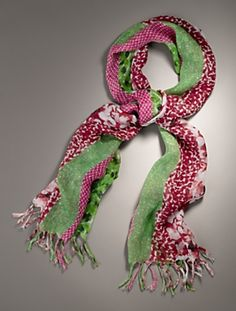 Love this scarf, use it with a lot of my spring and fall outfits, awesome with the different stripes of color and patterns