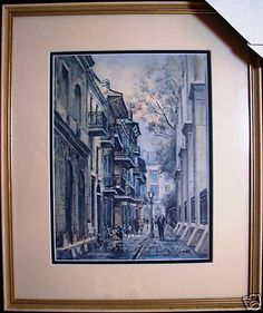 Coleman print of 'French artists at work' French Artists, Artist At Work, Prints, Painting, Ebay, Painting Art, Paintings, Painted Canvas, Drawings