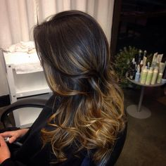 Beautiful hair created by Alessandra Fisher #stylistalessandrafisher #zonaweymouth #avedacolor