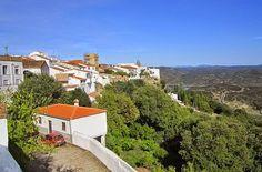 VIAJES PARA TODA UNA VIDA: El serrano pueblo de Zufre, en la provincia de Huelva