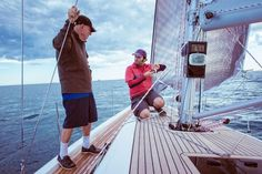 A Beginner's Guide to Sailing a Sailboat. And if you want more guides about everything to do with sailing visit: https://sailingbritican.com/shop/