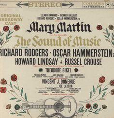 Leland Hayward - The Sound Of Music (Original Broadway Cast)