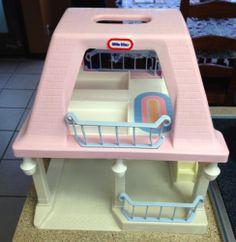 Little Tikes Twin Loft Play House Bed Rare Little Tikes