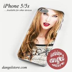 Taylor Swift Red Lips Phone case for iPhone 4/4s/5/5c/5s/6/6 plus