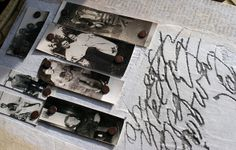 'voices' art piece by Rebecca Sower, via Flickr