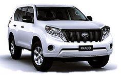 2017 Toyota Prado Redesign