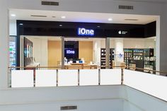 Interior Photography | iOne Apple Reseller Stores Cambodia
