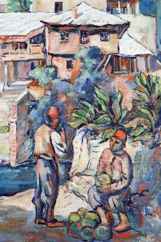 Wonderful Impressionist from $34.99  | www.wallartprints.com.au #ImpressionismArt