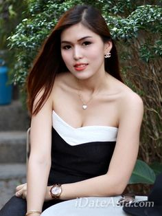 Profile of Nanny , 23 Years Old , From Chanthaburi Thailand : girl from thailand