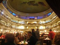 MyBuenosAires: libreria ateneo Fair Grounds, Libraries, Argentina, Spaces, Blue Prints, Library Room, Bookcases, Bookstores