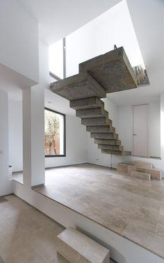 "C-15 House by Ábaton Arquitectura ""LocationTorrelodones, Spain"" 2016"