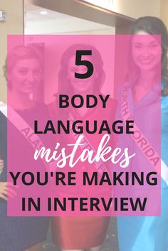 "First impressions can make all the difference in your pageant interview. Did you know that the typical first impression is formed within just seven seconds of meeting someone? Interestingly enough, most of this conclusion is based on non-verbal cues the messenger (you!) are sending.  Consider ""the 7 percent rule"" by Professor Albert Mehrabian, claiming that communication is only seven percent verbal and ninety-three percent non-verbal. Although this percentage has been contested, most…"