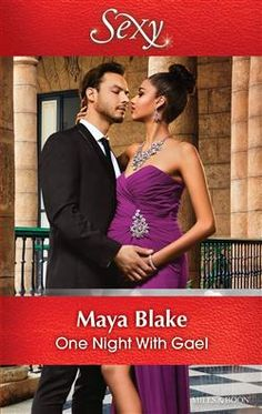 Mills & Boon™: One Night With Gael by Maya Blake
