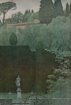 Secret Garden, Vogue, 1966