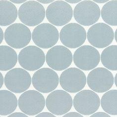 Eaton Cornflower Blue 54% cotton/ 40% polyester/ 6% viscose 147cm 9.5cm Embroidery