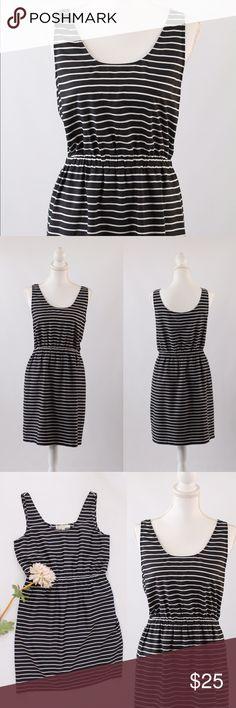 Spotted while shopping on Poshmark: Ann Taylor LOFT Striped Dress! #poshmark #fashion #shopping #style #LOFT #Dresses & Skirts
