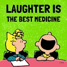 いいね!55.5千件、コメント301件 ― Snoopy And The Peanuts Gangさん(@snoopygrams)のInstagramアカウント: 「Laughter makes us feel better!」