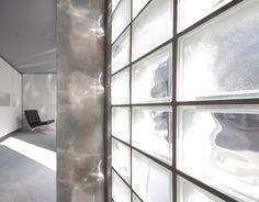 Diamant, Glass Art Gallery & Residence, Japan   Jun Murata