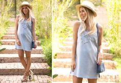 Moda gestante: 30 looks de verão inspirados no estilo das blogueiras
