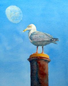 Peter Robinson, Watercolor Paintings, Water Colors, Watercolour Paintings, Watercolor Painting