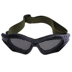 Camping & Hiking Collection Here High Quality Hunting Tactical Paintball Goggles Eyewear Steel Wire Mesh Airsoft Net Glasses Shock Resistance Eye Game Protector Attractive And Durable Back To Search Resultssports & Entertainment
