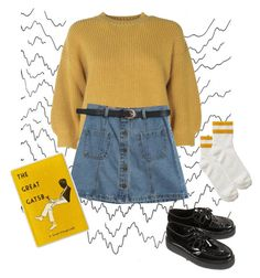 """""""Things Will Be Better In America"""" by elanorbrooke on Polyvore featuring Monki, 3.1 Phillip Lim and Chicnova Fashion"""