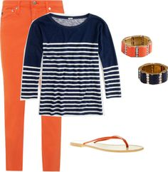"""OOTD 6/7/2012"" by tigerlilly0807 ❤ liked on Polyvore"