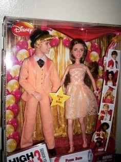 High School Musical Ryan and Kelsie