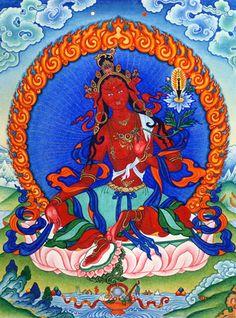 Noble Lady Tara Jigjed Chenmo