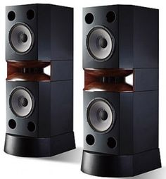 "Usher D2 II Horn speakers 2way 96dB 26Hz-40kHz 250w 1790Hx665Wx890D 2x15""bass 