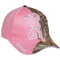 0579bab867d Browning Big Buckmark Baseball Cap (For Women)