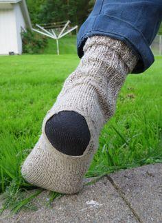 Dag een: sokken