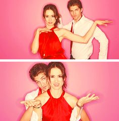 Spencer & Toby from Pretty Little Liars