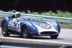 The Scarab Is The Most Beautiful Race Car You've Never Heard Of • Petrolicious