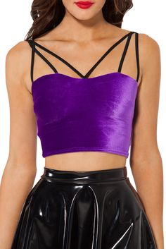 The Bad Guy Top - LIMITED by Black Milk Clothing $75AUD
