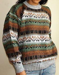 Alpaca Sweaters Inca Fashion by pelikano10