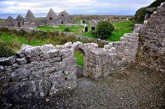 Seven churches in Inishmore