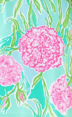 would love to paint this on walls also Lilly Pulitzer Spring 2016 Pool Side Blue Going Stag Lilly Pulitzer Patterns, Lilly Pulitzer Prints, Lily Pulitzer Wallpaper, Cute Wallpapers, Wallpaper Backgrounds, Iphone Wallpaper, Lily Pullitzer, Illustrations, Pink And Green