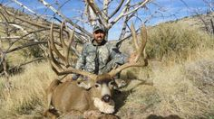 Photos: 239-Inch Mule Deer From the Arizona Strip
