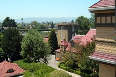 Winchester Mystery House, San Jose, CA -   Truth can be stranger than fiction, and no theme-park attraction could be any stranger than this actual house in San Jose, an hour's drive south of San Francisco. This quirky mansion, set in acres of meticulous gardens, was obviously the handiwork of a madwoman. Walking through it on any of the various guided tours, you'll be astonished at its weird mix of luxury, good taste, and utter craziness.