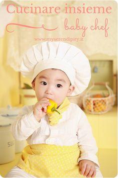 Cucinare con i bambini per adottare sane abitudini alimentari