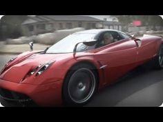 Driving the Pagani Huayra - Jay Leno's Garage