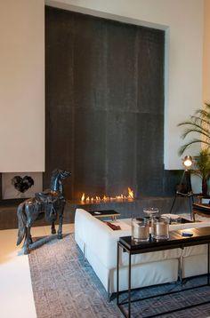 São Paulo fireplace