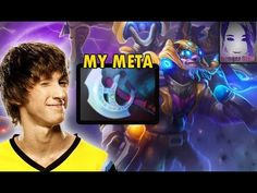 Manta on Tinker - Dendi Legend [Dota 2]