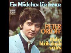 ▶ Peter Orloff - Ein Mädchen für immer (1971) [Original] {CD_Rip mit 256 kbit/s} - YouTube