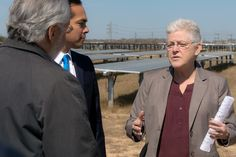 """The cost of renewables has gone down in a way that nobody projected. No one. So you now have solar that is competitive even against natural gas in some areas. You have solar arrays that are a million panels, and they are large megawatt facilities that are integrating themselves into the market in ways that nobody ever expected or predicted before."" –Administrator Gina McCarthy #ActOnClimate #COP21"