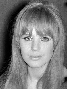 Marianne faithfull marianne faithfull pinterest marianne the 100 most iconic hairstyles of all time 1960s hairmarianne faithfullfamous altavistaventures Choice Image
